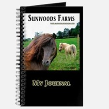 Miniature Horses Shadow Buck Journal