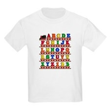 ABC Train T-Shirt