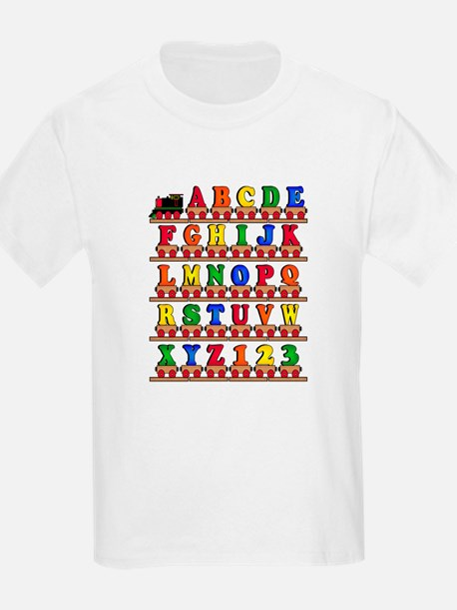 ABC Train T-Shirt