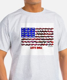 Lets Roll Cars T-Shirt