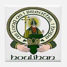 Houlihan Clan Motto Tile Coaster
