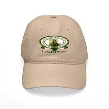 Higgins Clan Motto Baseball Cap