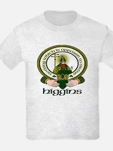 Higgins Clan Motto T-Shirt