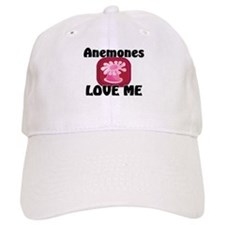 Anemones Love Me Cap