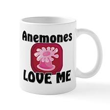 Anemones Love Me Mug