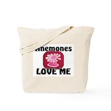Anemones Love Me Tote Bag