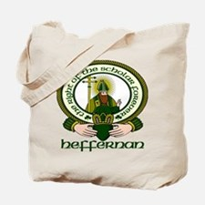 Heffernan Clan Motto Tote Bag