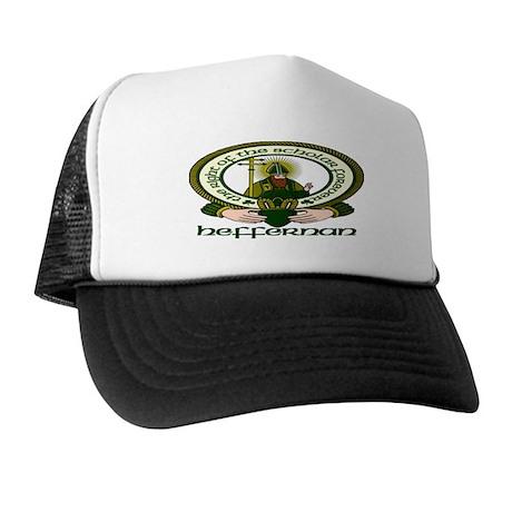 Heffernan Clan Motto Trucker Hat