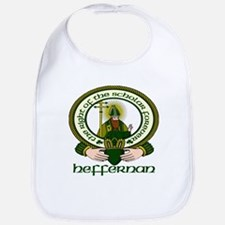 Heffernan Clan Motto Bib