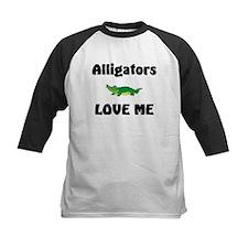 Alligators Love Me Tee