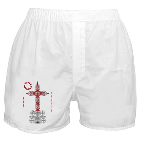 Well Tester Boxer Shorts