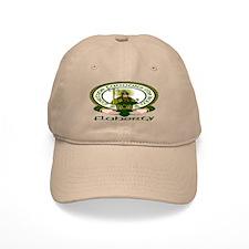 Flaherty Clan Motto Baseball Cap