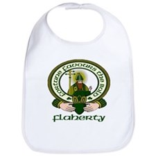Flaherty Clan Motto Bib