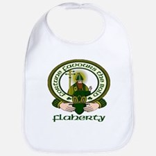 Flaherty Clan Motto Bib