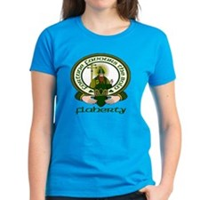 Flaherty Clan Motto Tee