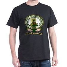 Flaherty Clan Motto T-Shirt