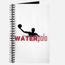waterpolo silhouette Journal