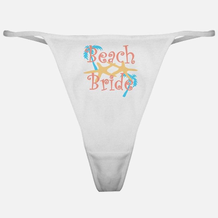 Beach Bride Classic Thong
