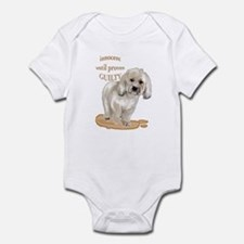 Havanesse guilty Infant Bodysuit