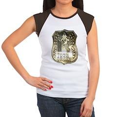 Town Drunk Women's Cap Sleeve T-Shirt