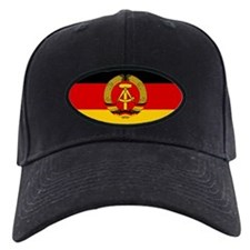 Flag of East Germany Baseball Cap
