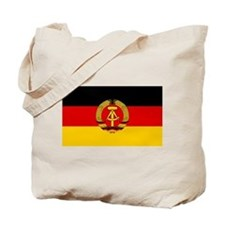 Flag of East Germany Tote Bag