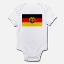 Flag of East Germany Infant Bodysuit