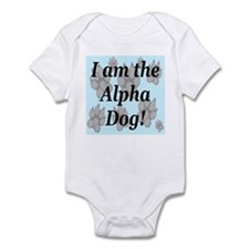 I Am The Alpha Dog! Infant Bodysuit