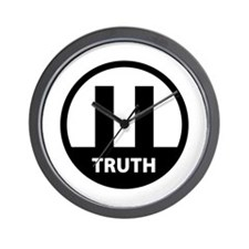 9/11 TRUTH Wall Clock