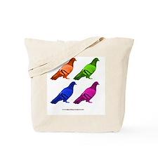 Brian Pigeon Tote Bag