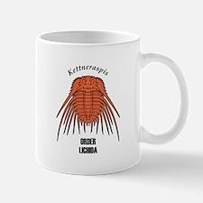Trilobite Mug - Kettneraspis