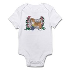 Summer Time Beagle Infant Bodysuit