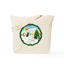 Take Off1/Bull Terrier Tote Bag