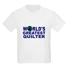 World's Greatest Quilter T-Shirt