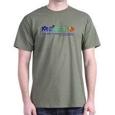 Morris Co-Exist by Elise T-Shirt