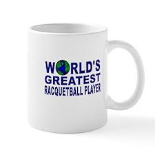 World's Greatest Racquetball Mug