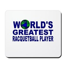 World's Greatest Racquetball Mousepad