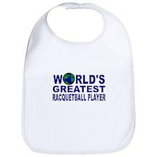 World's Greatest Racquetball Bib