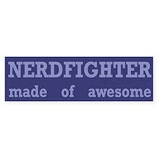 Awesome - Bumper Car Sticker