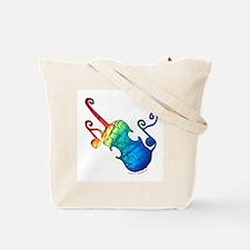 Fiddle Fun Tote Bag