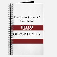 Unique Opportunity Journal