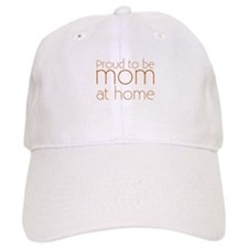 Mom At Home Baseball Cap