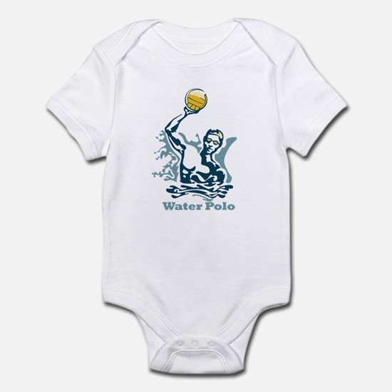 Water Polo Infant Bodysuit