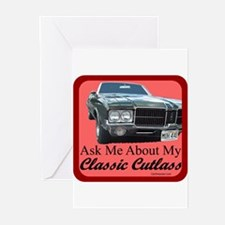 """""""My 442"""" Greeting Cards (Pk of 10)"""