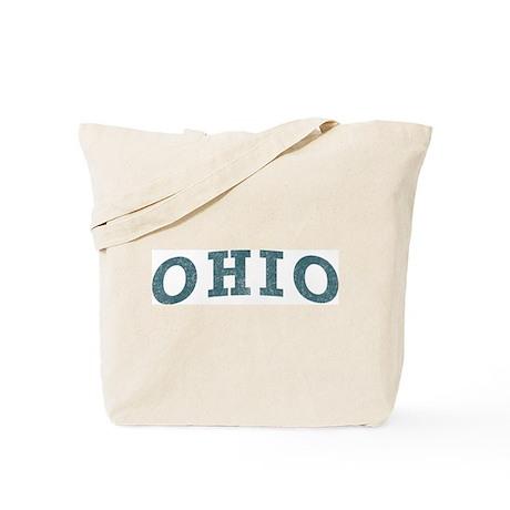 Curve Ohio Tote Bag