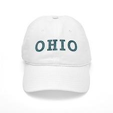 Curve Ohio Baseball Cap