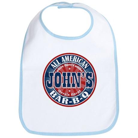 John's All American BBQ Bib