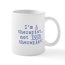 I'm A Therapist Mug