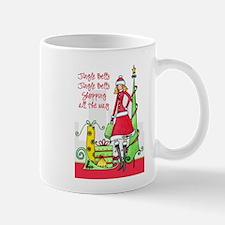 Christmas Shopping Chic Mug