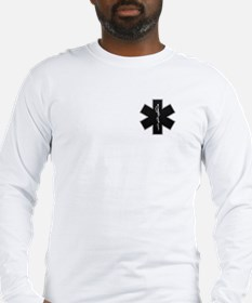 Star of Life(BW) Long Sleeve T-Shirt